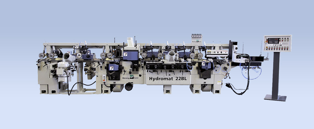 WEINIG  HYDROMAT H22BL