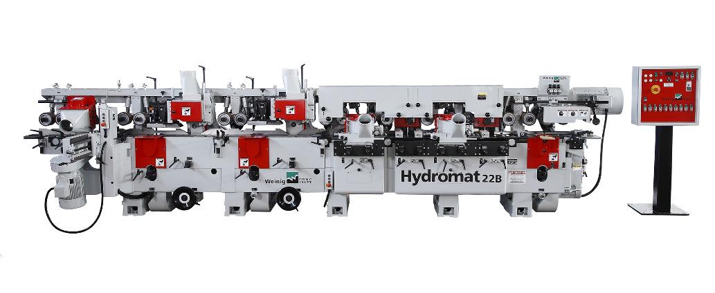 WEINIG HYDROMAT H22B